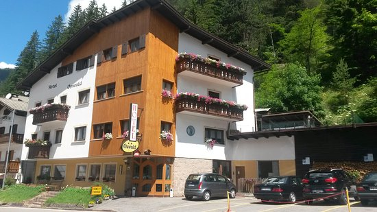 Hotel Oswald : Struttura Estate