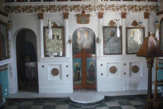 The Church of the Virgin Mary