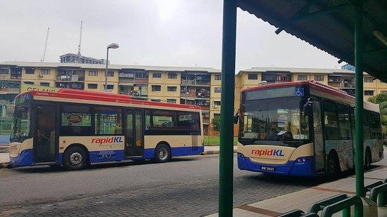 bus route rapidkl