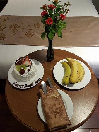 30th Birthday Cake for my son xxx Picture of Hanoi Pearl Hotel