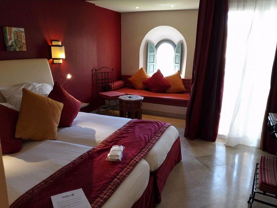 Radisson Blu Ulysse Resort & Thalasso Djerba: Room