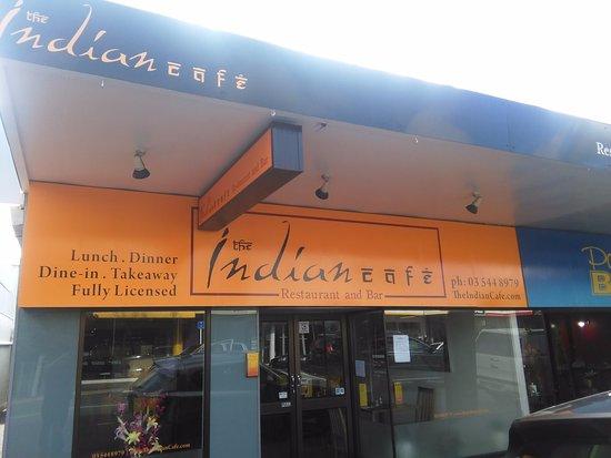 Richmond, نيوزيلندا: Indian Cafe Richmond Branch