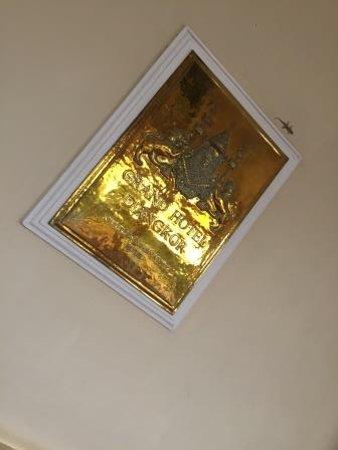 Raffles Grand Hotel d'Angkor: 入り口です。