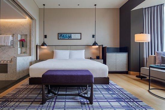 Hilton Kuala Lumpur: King Deluxe Room
