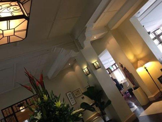 Raffles Grand Hotel d'Angkor: ロビー