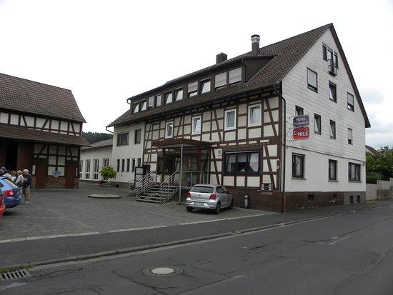 Hotel Restaurant Carle Marburg