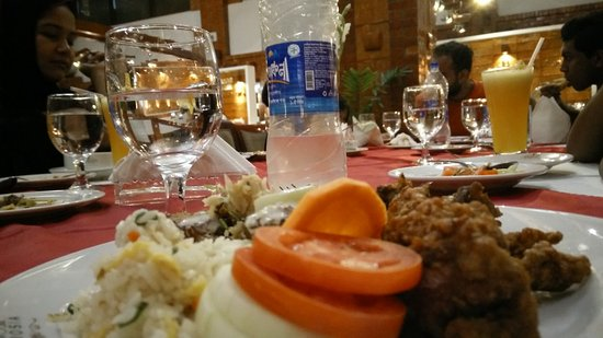 Good food in Chittagong - Review of Ambrosia, Chittagong City