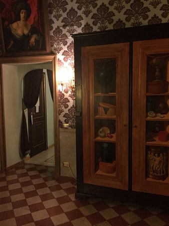Antica Dimora de Michaelis: My room
