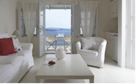 Oia Suites: Excutive Suite