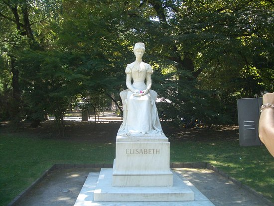 Monument of Empress Elisabeth (Sissi)