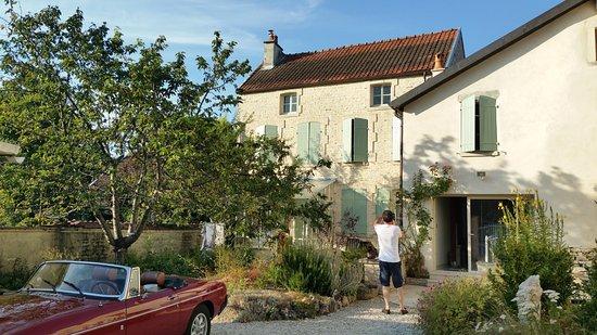 Mussy-sur-Seine Foto