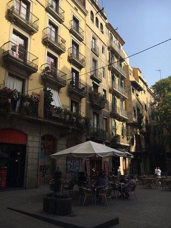 El Balcon del Born: Bars around the corner