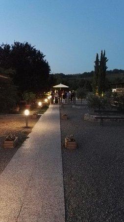 Montespertoli, Italy: Ribalta