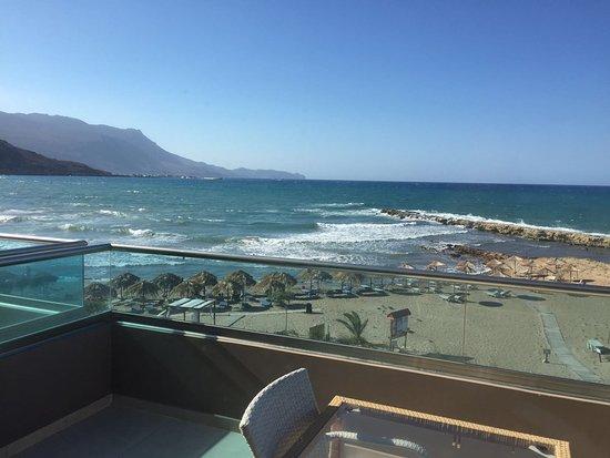 Nautilus Bay Hotel: mare dalla stanza