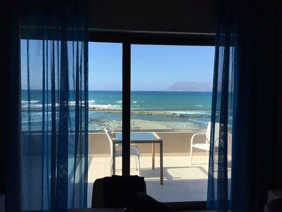 Nautilus Bay Hotel: dalla stanza