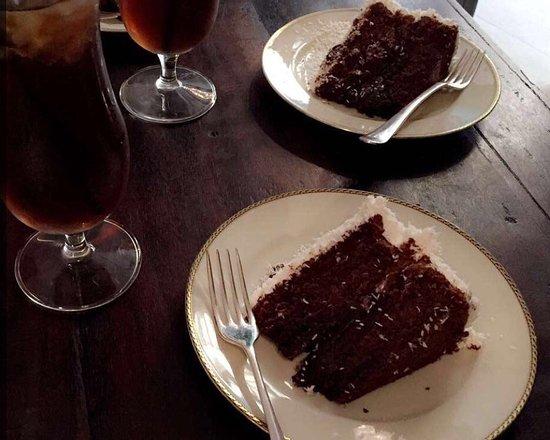 Le Cupcakes di Melissa: Torta al cocco e tè freddo alla pesca