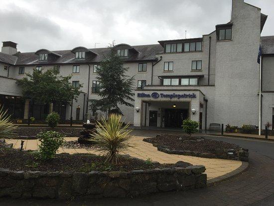 Templepatrick, UK: Hotel Entrance.
