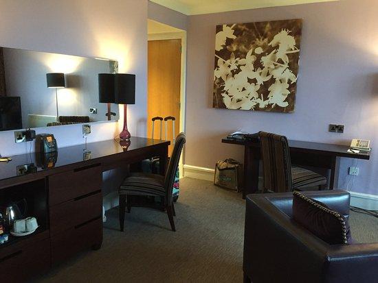 Templepatrick, UK: Bedroom suite