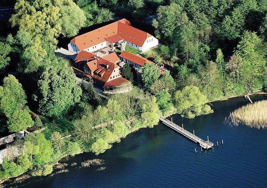 Seehotel Heidehof: Lage