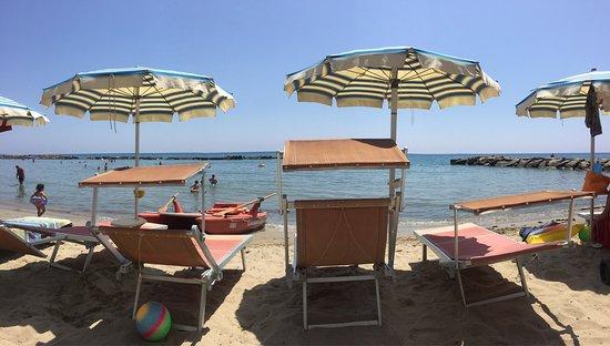 Spiaggia La Fortezza