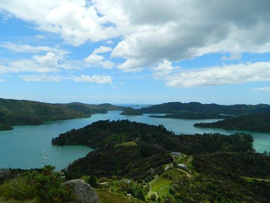 Whangaroa, Nueva Zelanda: Aussicht