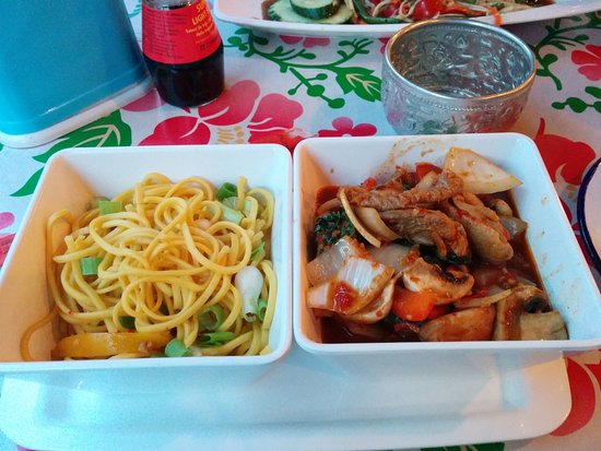 Thai Food Delivery Manchester