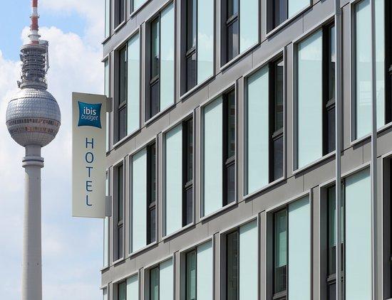 Ibis Budget Berlin Alexanderplatz: Hotelansicht