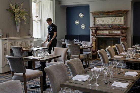 BEST WESTERN Shrubbery Hotel: Restaurant