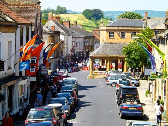 BEST WESTERN Shrubbery Hotel: Visit Somerset
