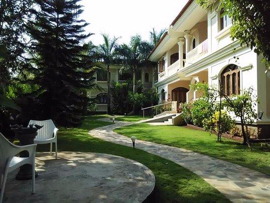 Hacienda De Goa Resort Resmi