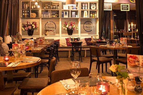 Restaurants In Huizen : Drinks only review of grand cafe t heertje huizen the