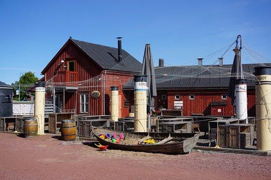 The Maritime Quarter