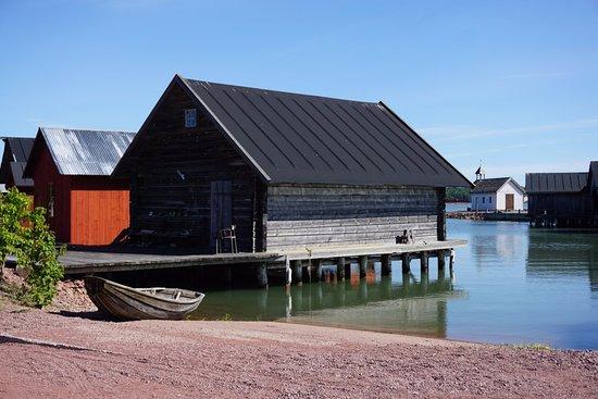 The Maritime Quarter: Sjökvarteret, Mariehamn (Maarianhaminan merikortteli)