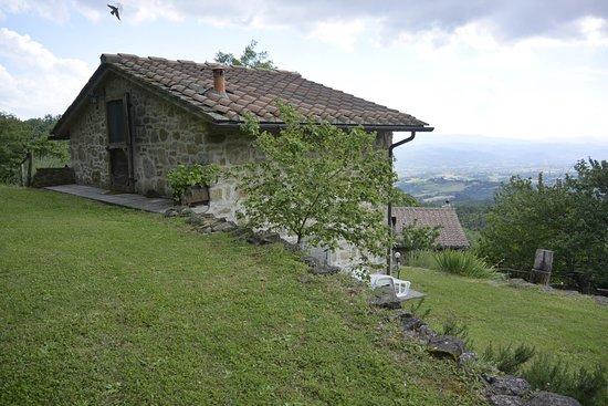 Vicchio, İtalya: La casetta nel bosco