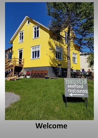 Naustid: Our new location