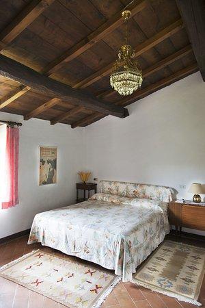 """Vicchio, อิตาลี: Camera 1 appartamento """"Le scalette"""""""