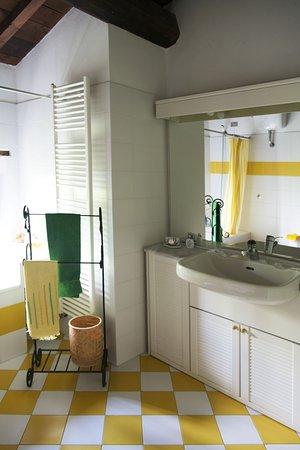 """Vicchio, Italia: Bagno appartamento """"Le scalette"""""""
