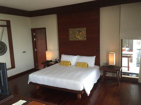 Paresa Resort Phuket : Spa villa