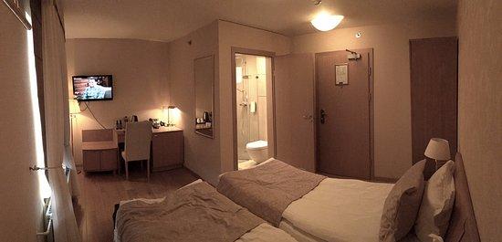 سنتر هوتل بلازا: CenterHotel Plaza room