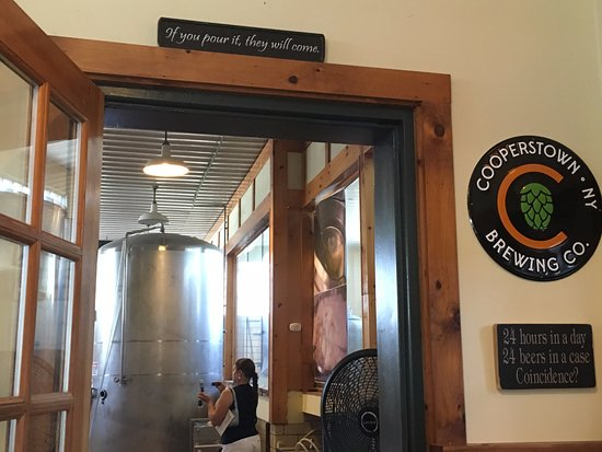 Cooperstown Brewing Company: CBC