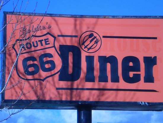 Goldie's Route 66 Diner: Great little diner!