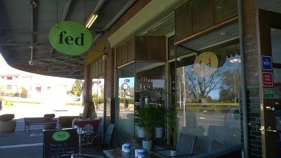 น้ำตกเวนต์เวิร์ท, ออสเตรเลีย: Fed deli for great gluten free options