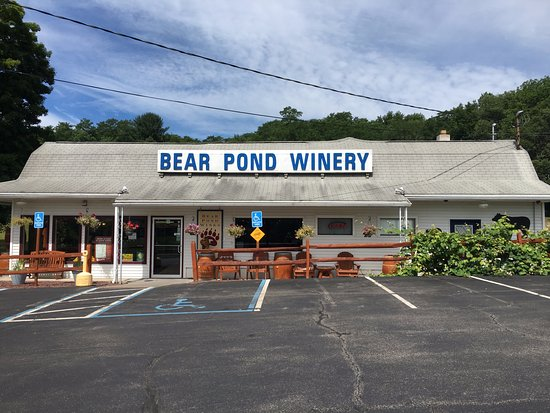 Oneonta, Estado de Nueva York: Bear Pond Winery