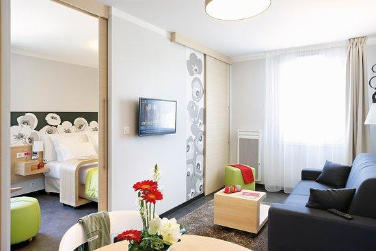 appart 39 city reims parc des expositions france voir les. Black Bedroom Furniture Sets. Home Design Ideas