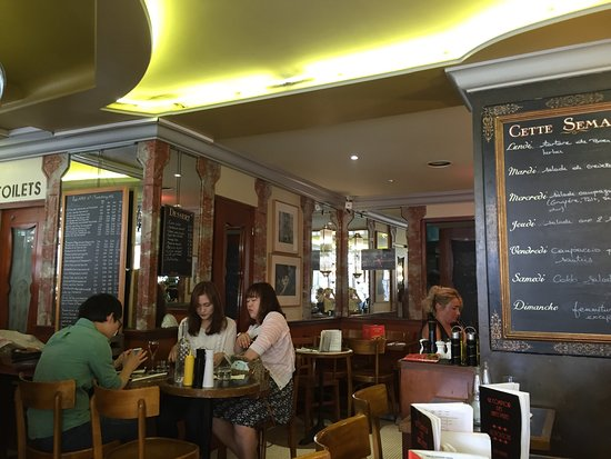 Picture of le comptoir des saint peres paris - Le comptoir paris restaurant reservations ...