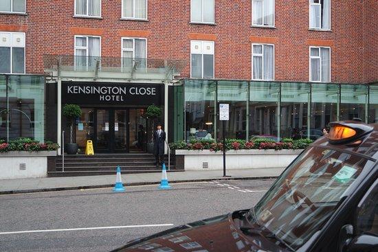 Kensington Close Hotel Foto