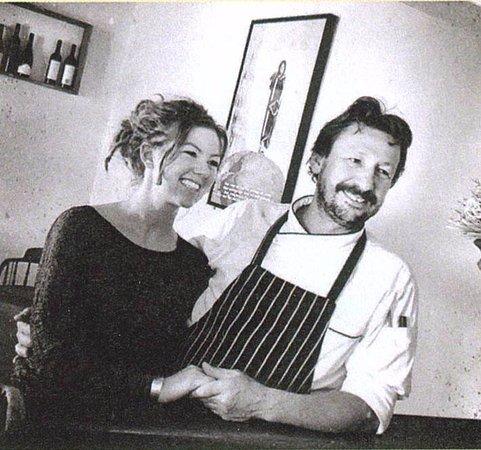 Lauren & Simon partners /owners of the TheOlfactory Inn Strathalbyn