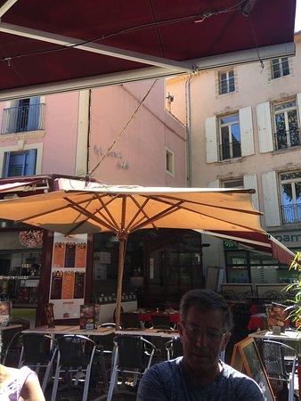 Caf brasserie du midi pezenas restaurant avis num ro for Restaurant a pezenas
