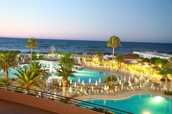Louis Creta Princess Beach Hotel: Balcony view :)