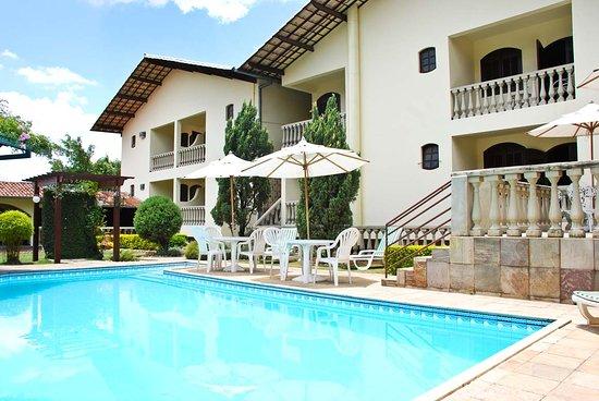 Vespasiano, MG: Hotel Alemão com hospitalidade Mineira